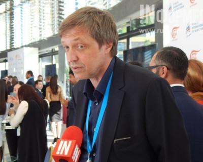 Глава КРС о ялтинском форуме и смене имиджа