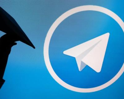 В России прошёл флешмоб в поддержку Telegram