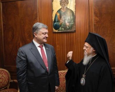 Религиозные стенания Петра Порошенко