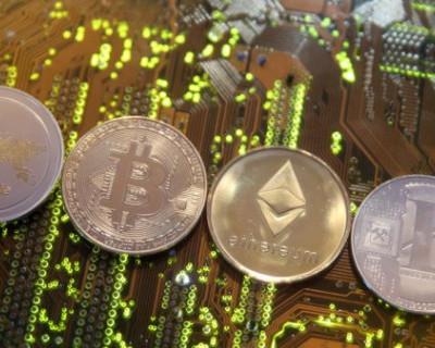 Криптовалюта за разблокировку