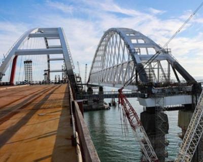 На Украине обнародовали детали плана блокады Крымского моста