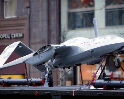 Россия выводит дроны из закулисья