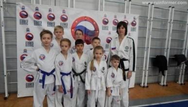 Фестиваль показательных выступлений по боевым видам спорта в Севастополе