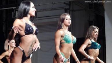 Конкурс здоровых и мускулистых в Севастополе