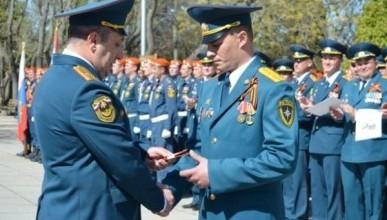 Как севастопольские спасатели получают награды