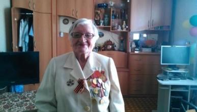 «Женщины Победы» ветераны в Севастополе. Фото