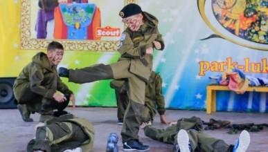 День защиты детей в севастопольском эко-парке «Лукоморье»