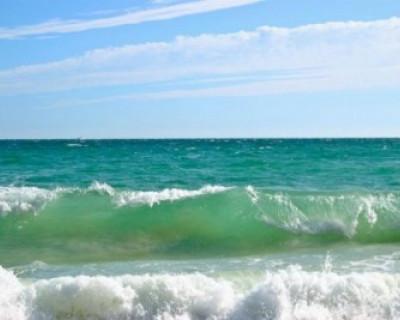 Самое полезное для здоровья чёрное море!
