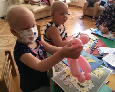 День творчества для онкобольных севастопольцев