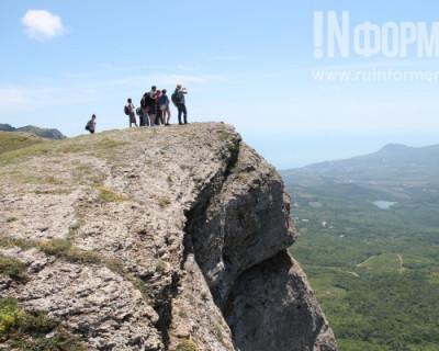 Как подняться на плато Северной Демерджи