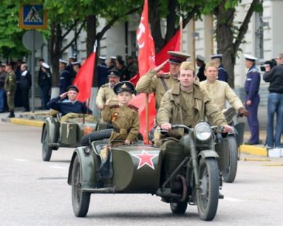 В Севастополе начинаются репетиции грандиозного Парада Победы