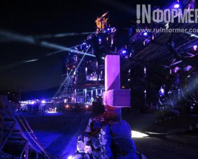 Байк-Шоу 2017 года у горы Гасфорта в Севастополе