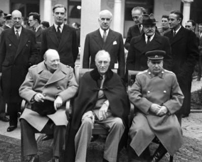 Победившие и проигравшие во Второй мировой войне