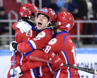 Сборная по хоккею показывает уникальный результат на чемпионате мира