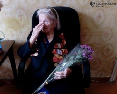 Севастопольские мамы поздравляли женщин-фронтовичек