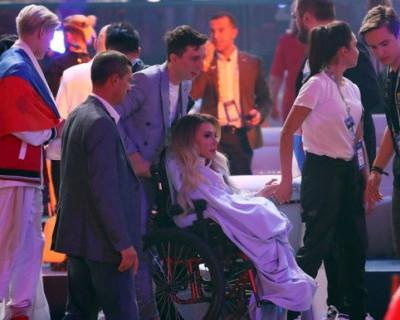 Самойлова не попала в финал «Евровидения-2018»