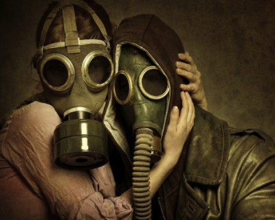 Севастопольцы дышат ядовитым воздухом
