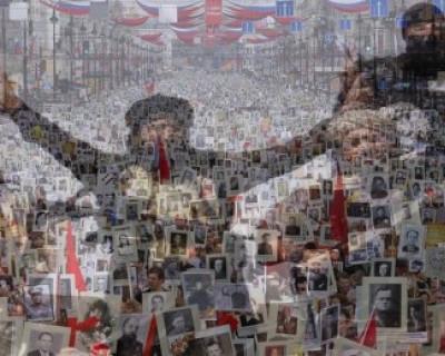 Боевики пытались взорвать «Бессмертный полк» в Москве