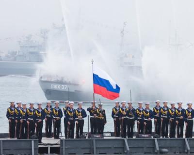 В Севастополе отгремит праздник в честь Черноморского флота