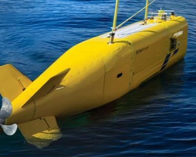 В Крыму начались испытания морского робота-беспилотника