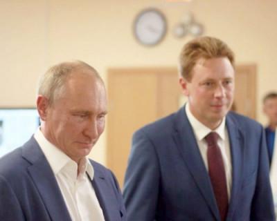Овсянников обсудил с Путиным развитие Севастополя