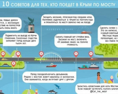 Советы от Крымского моста