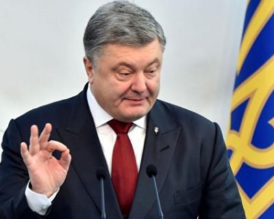 Порошенко ввёл новые санкции против России