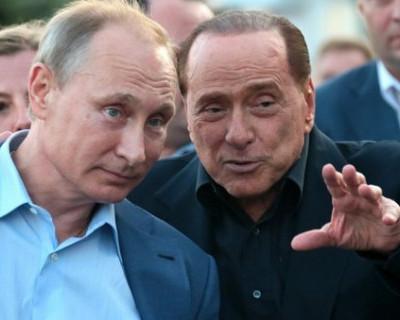 Берлускони: «Крым – самая красивая часть России»