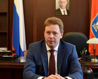 Губернатор Севастополя встретился с новым командующим Черноморским флотом