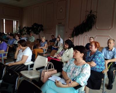 Московские врачи работают в Севастополе