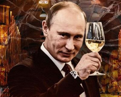 Российская элита переходит на крымское вино