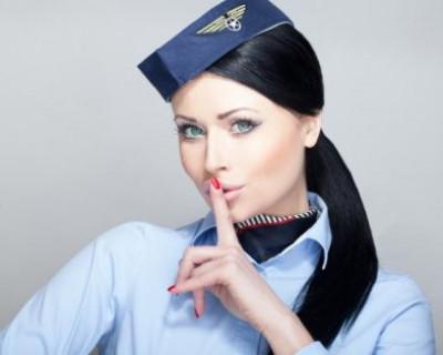 5 пикантных вопросов стюардессе