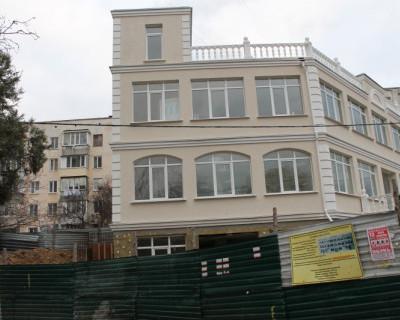 Тихие и скрытные севастопольские строители....