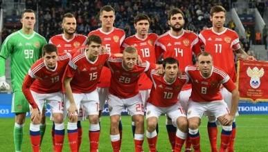 Накануне старта ЧМ-2018 российскую сборную признали худшей