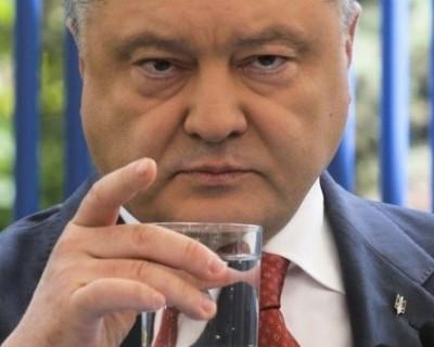 Севастополь + Порошенко = алкоголизм