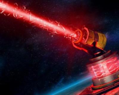 Россия разрабатывает «лазерную пушку» для космического мусора