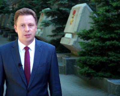 Торжественная речь губернатора Севастополя