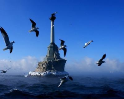 Любимому Севастополю! (ФОТО, ВИДЕО)