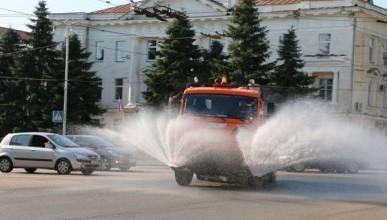 В Севастополе будут освежать улицы