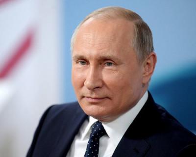 Президент обратился ко всем мусульманам России