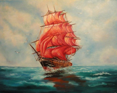 Севастопольцы ждут «Алые паруса» (АФИША)