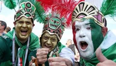 Фанаты сборной Мексики стали причиной землетрясения (ВИДЕО)