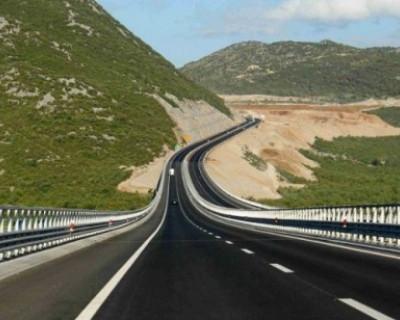 Транспортная артерия Крыма
