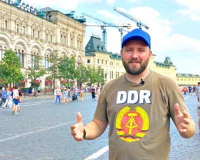 Специальный корреспондент «ИНФОРМЕРа» «заставил» болельщиков ЧМ-2018 любить Севастополь (ВИДЕО)