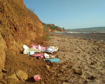 Разве это пляж? (ФОТО)