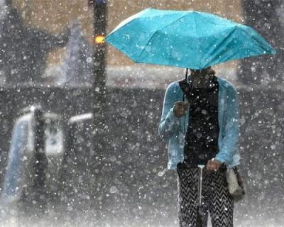 В России ввели налог на дождь?