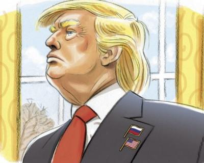 Трамп может сенсационно появиться в Москве на финале ЧМ-2018