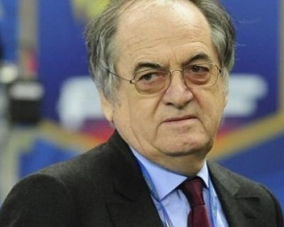 Президент Федерации футбола Франции благодарен России за чемпионат мира