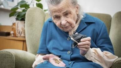 На Украине пенсионеры будут получать ничтожно маленькую добавку