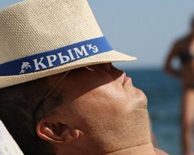 Составлен портрет туриста на курортах Крыма
